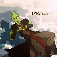 Drago: JCA by Komodo-Fisher
