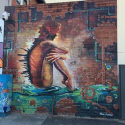Steampunk mural. by TracieMacVean