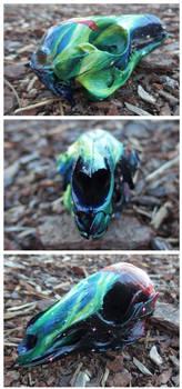 Cosmic skull. by TracieMacVean