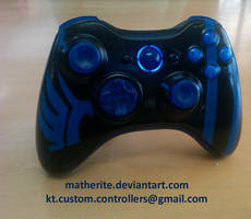 Paragon Controller (Mass Effect 3) by matherite