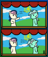 Pony Puppet Theater (Pilot) by MisterMope