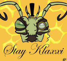 Stay Klaxxi by MisterMope