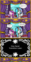 Pony Puppet Theater #3 Summer Celestial Vaction by MisterMope