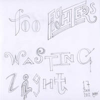 I started a new sketchbook today by christopherhester