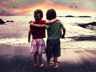 Young love. by Tinnaaa