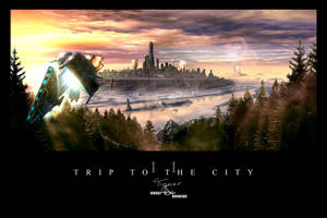 Trip to the city II by Bennybeee