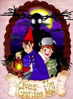 Over The Garden Wall by letsdontdie