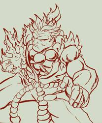 Akuma by graphitist