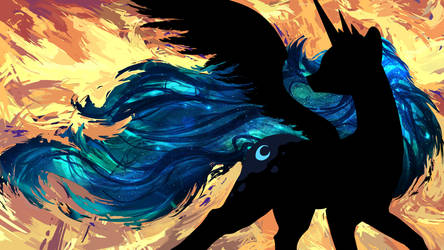 Luna Wallpaper by GenjiLim