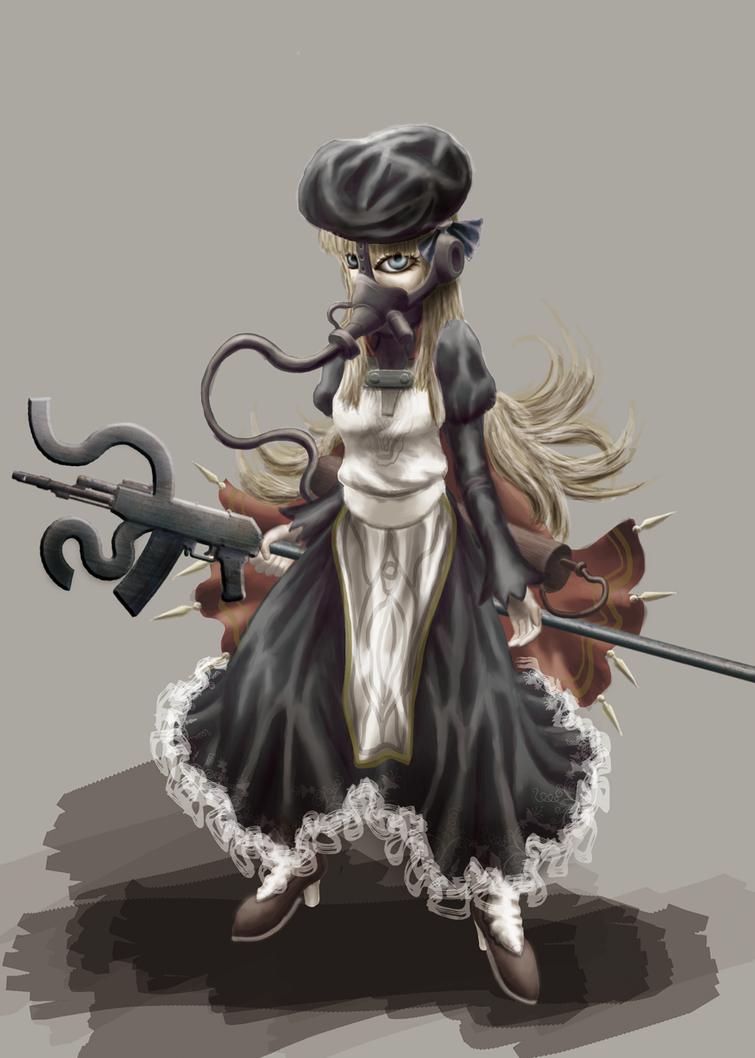 Witch by basoboo