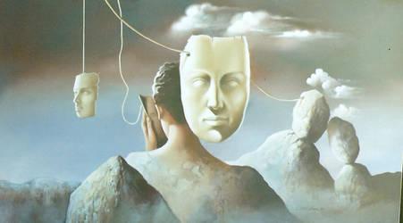 mirror masks by jcwidall