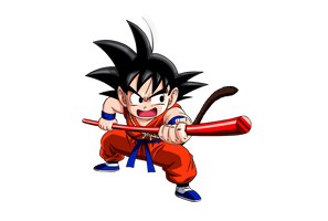 Son Goku by Dark-Crawler
