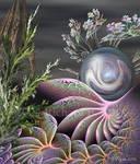 Galadriel's Muse by DigitalPainters