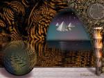 Orb of Osiris by DigitalPainters