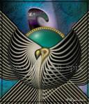 Sigil of Horus by DigitalPainters