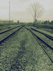 railroad by chiffonier