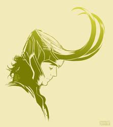 Loki by Girl-on-the-Moon