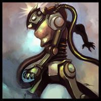 robot3 by zero-zero-nine