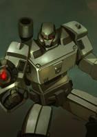 Megatron by zero-zero-nine
