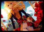 Rose of Versailles by jaslikeschocolate