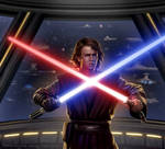 Anakin Skywalker by R-Valle