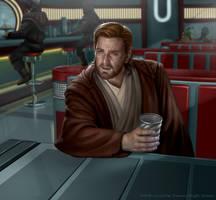 Obi Wan Kenobi by R-Valle