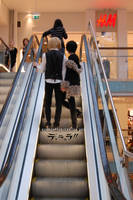 DRRR: Wishing stairs by carola-chan