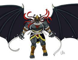 ThunderCats Mumm-Ra by jerica128