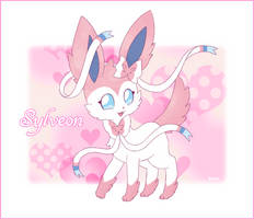 Sylveon by BliniBunny