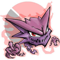 Haunter by RarroX