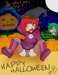 Pumpkin Returns witch ayuri muski finished by taskimosaki