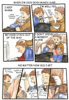 When Sam is Ill by Shanks-kun