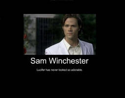 Sam Winchester Motivational by IveGotItMemorized