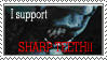 Sharp Teeth Stamp by Kaaziel