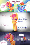 Happy Father's Day (MLP comic) by AquaGalaxy