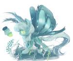 adoptable CLOSED pony by AquaGalaxy