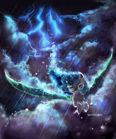 Raging Storm MLP by AquaGalaxy