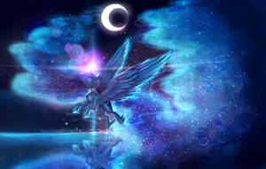 Princess Luna MLP by AquaGalaxy