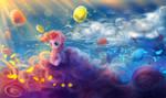 MLP: Pinkie pie FLOOOFFF by AquaGalaxy