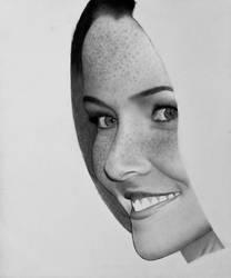 Annie Wersching (WIP 2) by Lmomjian