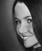Annie Wersching by Lmomjian