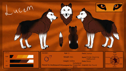Lucem Character Reference by wolfsbane554