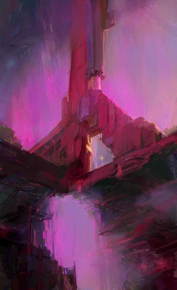 Purple Haze 2077 by TED-MX