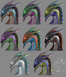 dragon icon 009 by badfatdragon