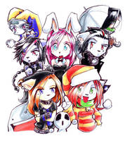 :0 tipical group shot weo by Parororo