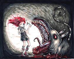 Beware the rat by Parororo
