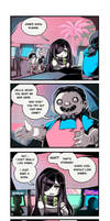 The Crawling City 15 - Sunny Day Arcade part 3 by Parororo