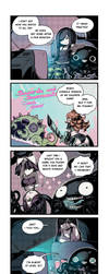 The Crawling City - 18 by Parororo