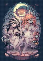 Halloween Time - NF by Parororo
