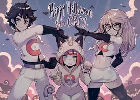 Hallowen time - Conspiracy Research Club by Parororo
